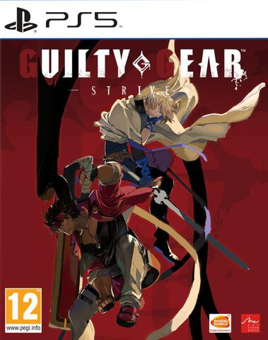 Guilty Gear - Strive