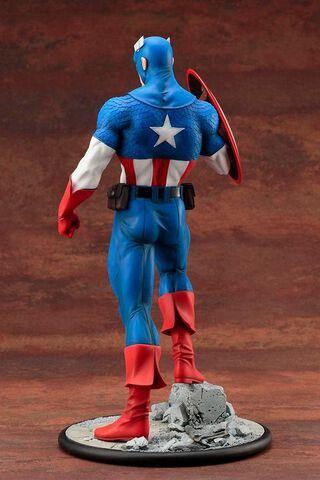 Statuette Artfx Kotobukiya - Marvel Universe - Captain America Modern Mythology