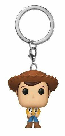 Porte-clés - Toy Story - Pop Woody