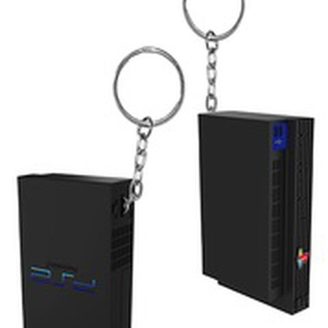 Porte-cles - Playstation - Ps2