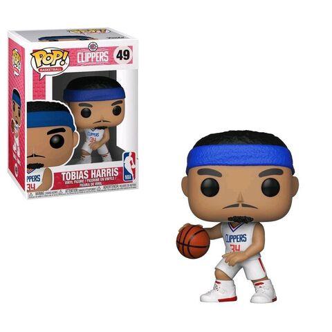Figurine Funko Pop! N°49 - NBA - Tobias Harris