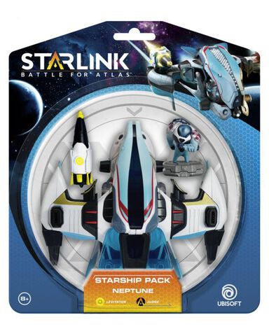 Figurine Starlink Pack Vaisseaux Neptune Toys