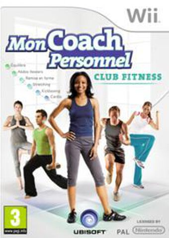Mon Coach Personnel : Club Fitness