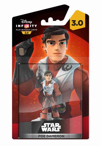 Figurine Disney Infinity 3.0 Poe Dameron