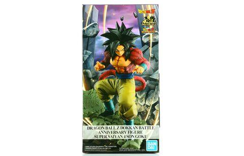 Figurine - Dragon Ball - Dokkan Battle Super Saiyan 4 Sangoku