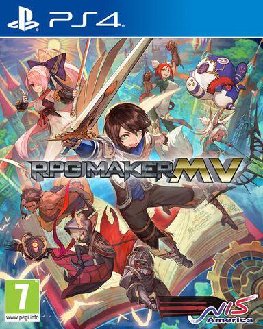 Rpg Maker Mv sur PS4, tous les jeux vidéo PS4 sont chez