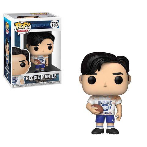 Figurine Funko Pop! N°735 - Riverdale - Reggie en tenue de Football