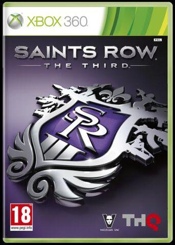 Saints Row : The Third