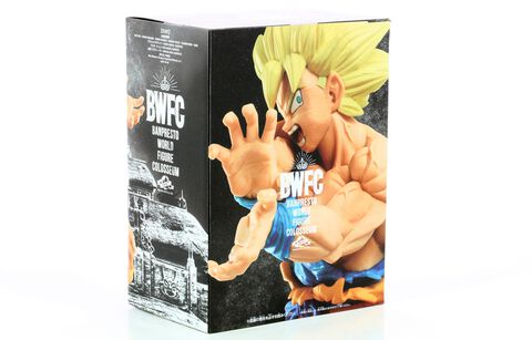 Figurine - Dragon Ball Z - World Figure Colosseum Vol 1 Goku Super Saiyan