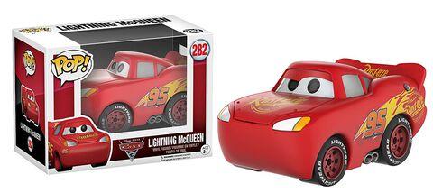 Figurine Funko Pop! N°282 - Cars 3 - Lightning McQueen