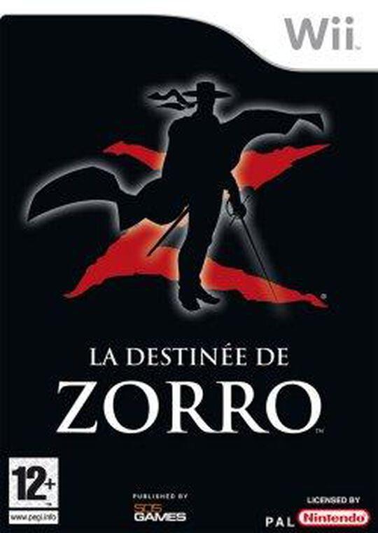 La Destinee De Zorro