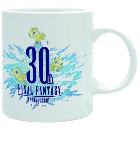Mug - Final Fantasy - 30ème Anniversaire - Exclusif Micromania
