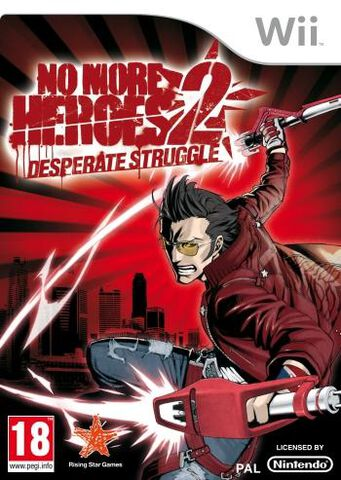 No More Heroes 2, Desperate Struggle