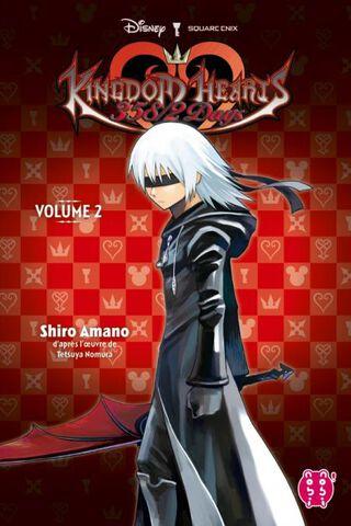 Manga - Kingdom Hearts - 358/2 days Tome 2