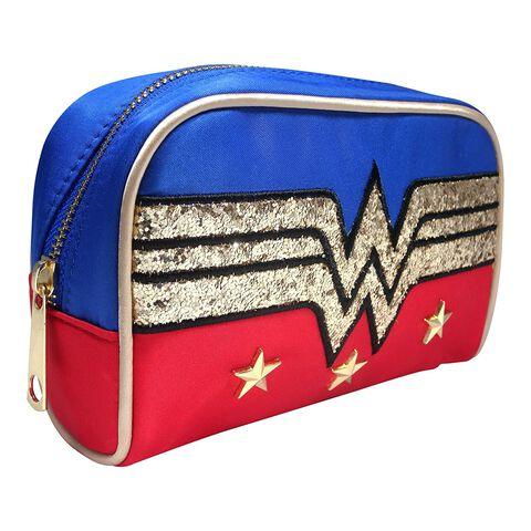 Trousse à maquillage - Wonder Woman - Paillettes