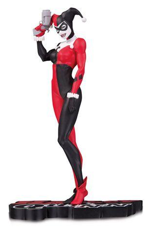 Statuette - DC Comics - Red White - Harley Quinn 18 cm