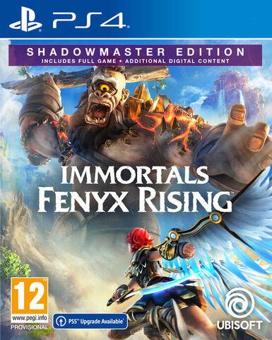 Immortals Fenyx Rising Shadowmaster Edition - Versions PS5 et