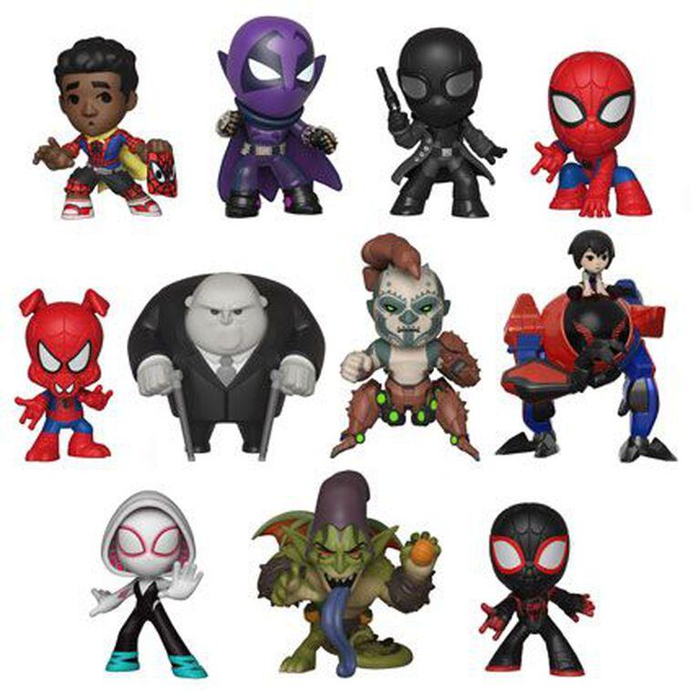 Figurine Mystère - Marvel - Spider-Man Animated
