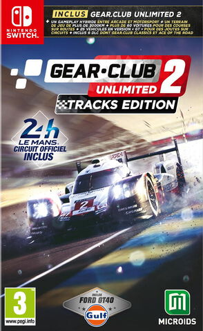 Gear Club Tracks Edition 24h Le Mans