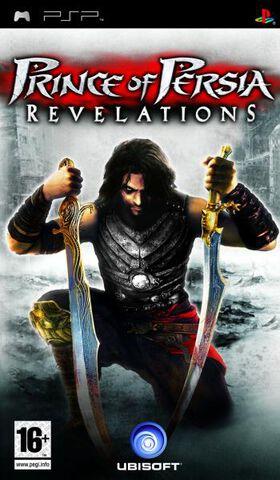 Prince Of Persia, Revelations
