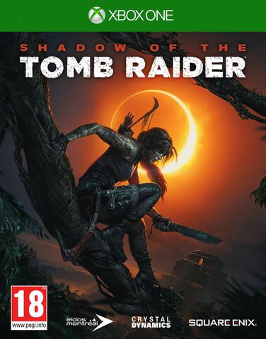 Shadow Of The Tomb Raider Soft Bundle