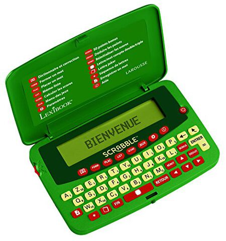 Dictionnaire - Gaming - Scrabble