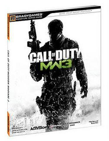 Guide Call of Duty : Modern Warfare 3 (MW3)