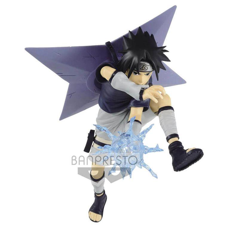 Figurine Vibration Stars - Naruto - Uchiha Sasuke