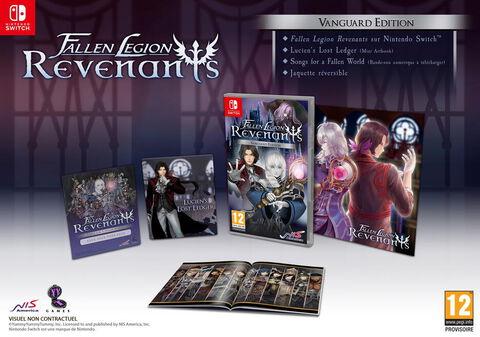 Fallen Legion Revenants Vanguard Edition