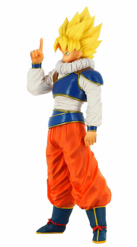 Figurine Dragon Ball Legends - Dragon Ball Z - Goku Super Saiyan Yardrat