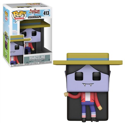 Figurine Funko Pop! N°413 - Adventure Time - Marceline