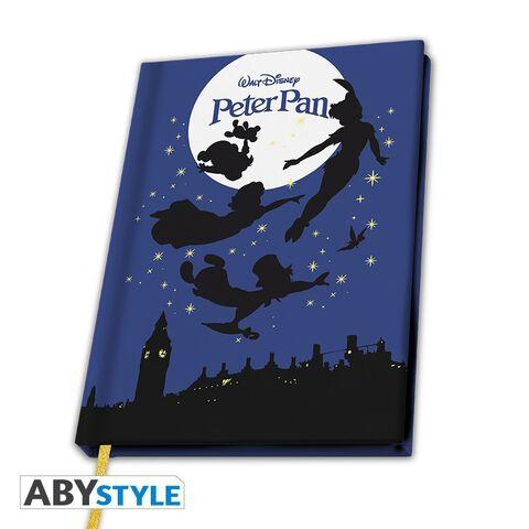 Cahier - Peter Pan - Peter Vole