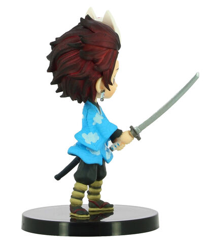 Figurine Q Posket - Demon Slayer - Tanjiro Kamado Vol 1