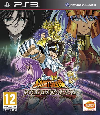 Saint Seiya Soldiers' Soul : Knights of The Zodiac