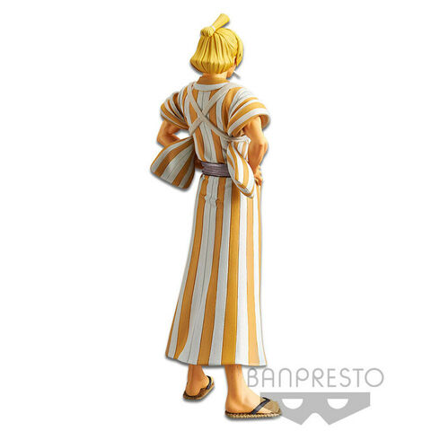 Figurine - Dfx - One Piece - The Grandline Men - Wanokuni