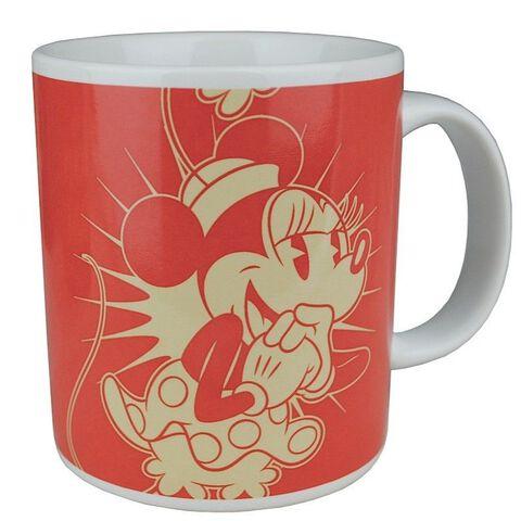 Mug - Disney - Minnie 350 ml rose