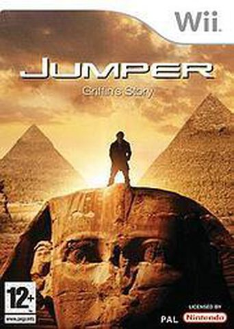 Jumper, Griffin's Story
