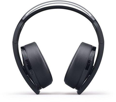 Casque sans fil Platinum - Édition Noire