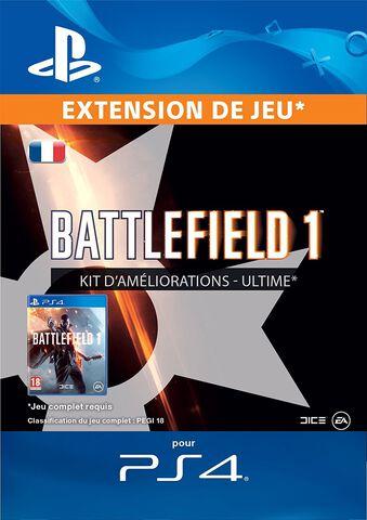 DLC - Battlefield 1 - Kit Améliorations Ultime - PS4