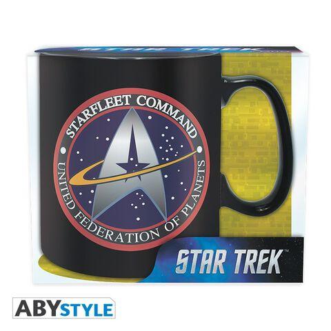 Mug - Star Trek - Starfleet Command - 460 ML