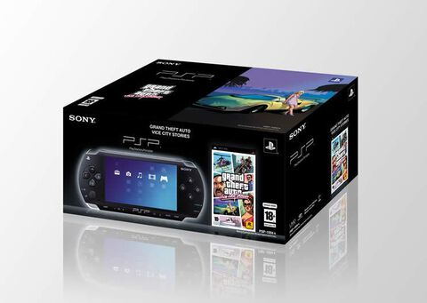Psp Base Pack Grand Theft Auto, Vice City Stories
