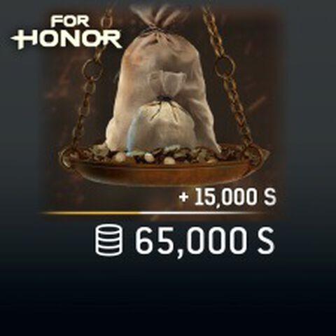 Dlc For Honor Pack 65 000 Unites Acier Ps4