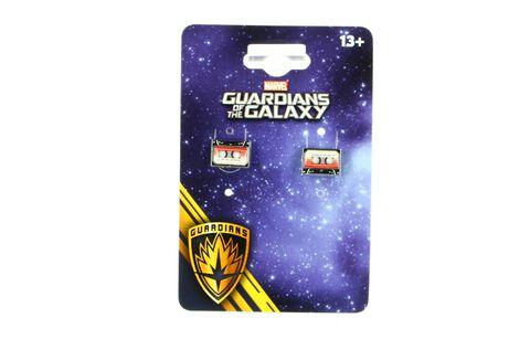 Boucles d'oreilles - Marvel - Les Gardiens de la Galaxie Cassette Vol 2