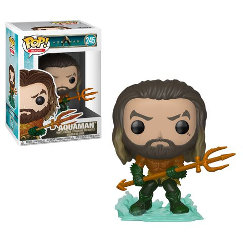 Figurine Funko Pop! N°245 - Aquaman - Aquaman