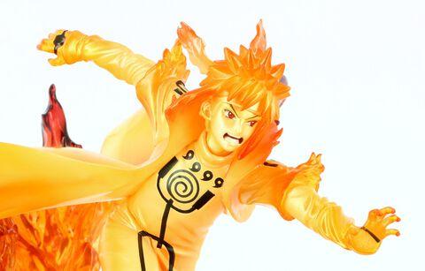 Statuette Figuarts Zero - Naruto - Minato Kurama Relation
