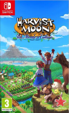 Harvest Moon Un Monde à Cultiver
