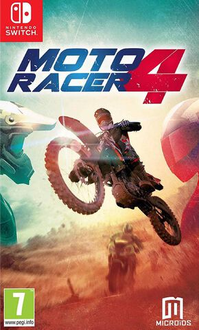 Moto Racer 4 Definitive Edition