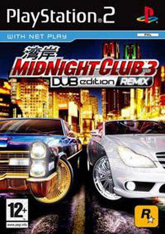 Midnight Club 3 Dub Remix