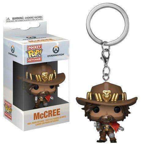 Porte-clés - Overwatch - Pop Mccree