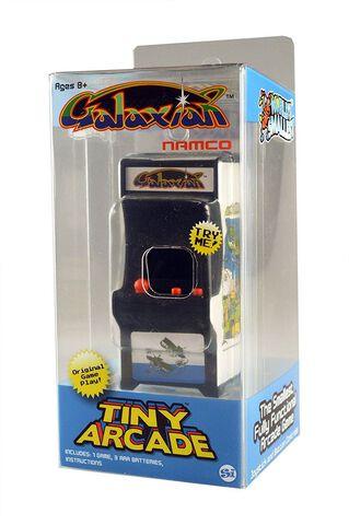 Jouet - Galaxia - Tiny Arcade